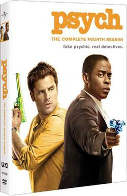 Psych (season 4) - Wikipedia