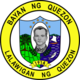 Official seal of Quezon