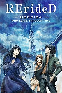 <i>RErideD: Derrida, who leaps through time</i> 2018 anime series