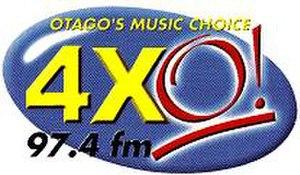 4XO - Image: Radio 4XO logo