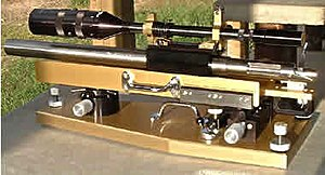 Benchrest shooting - Wikipedia