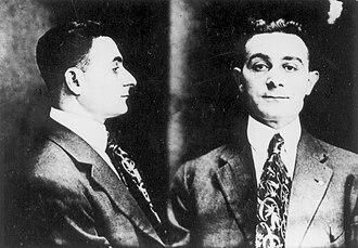 """Camorra in New York - Mugshot of Ralph """"The Barber"""" Daniello"""