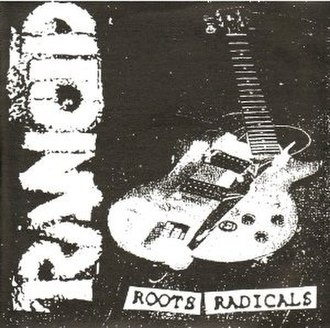 Roots Radicals - Image: Rancid Roots Radicals cover