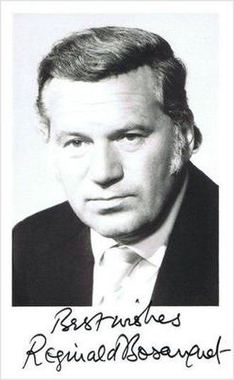 Reginald Bosanquet - Image: Reginald Bosanquet Newscaster
