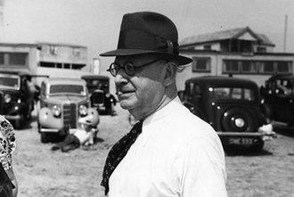 Robert Wiene - Robert Wiene in the early 1930s