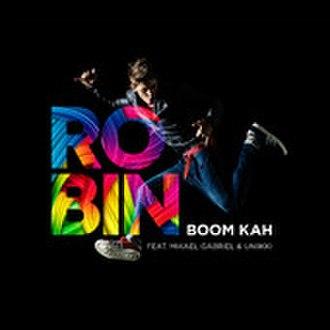 Boom Kah (song) - Image: Robin Boom Kah (single)