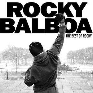 Rocky Balboa: The Best of Rocky - Image: Rocky Balboa The Best of Rocky CD cover