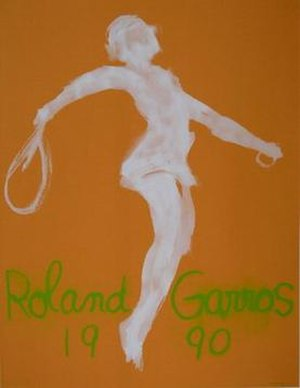 1990 French Open - Image: Roland garros 1990