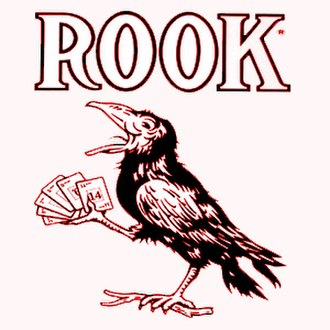 Rook (card game) - Image: Rook card game logo