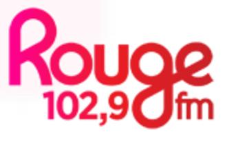 CJOI-FM - Image: Rouge FM Rimouski
