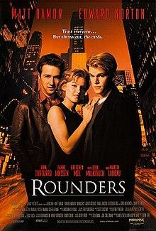 Strani filmovi sa prevodom - Rounders (1998)