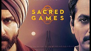 Sacred Games (TV series) - WikiMili, The Free Encyclopedia