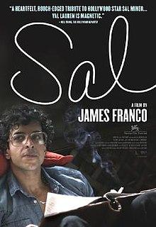 <i>Sal</i> (film) 2011 film by James Franco