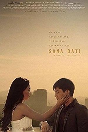 Sana Dati - Theatrical release poster