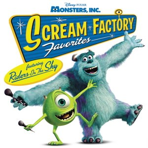 Monsters, Inc. Scream Factory Favorites - Image: Scream Factory