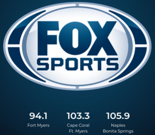 WFSX (AM) Fox Sports Radio affiliate in Fort Myers, Florida