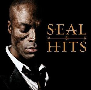 Hits (Seal album) - Image: Seal Hits Album Cover