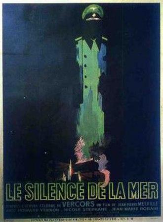 Le Silence de la mer (1949 film) - Image: Silencedelamer