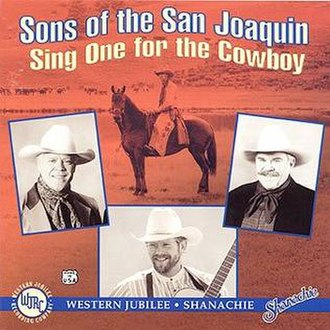 Sing One for the Cowboy - Image: Sing one for the cowboy