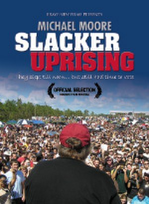 Slacker Uprising - DVD cover