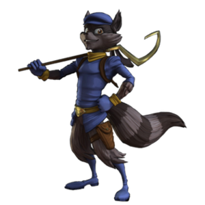 Sly Cooper (character) - Sly Cooper, as he appears in Thieves in Time.