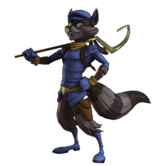 Sly Cooper (character) - Sly Cooper, as he appears in Thieves in Time
