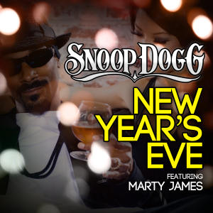 New Year's Eve (song) - Image: Snoop Dogg New Years Eve ft. Marty James