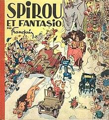 Spirou Comic