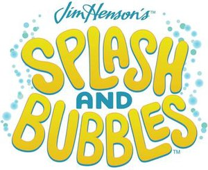 Splash and Bubbles - Image: Splash and Bubbles logo