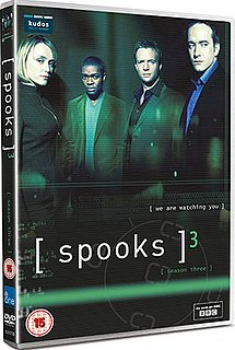 <i>Spooks</i> (series 3) third series of the British spy drama television series Spooks