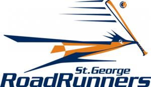 Henderson RoadRunners - St. George RoadRunners logo (2007–2010)