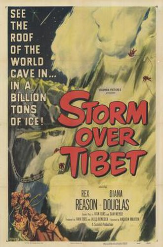 Storm Over Tibet - Image: Storm Over Tibet