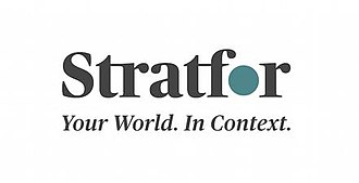 Stratfor - Image: Stratfor logo and tagline Your World In Context 2017