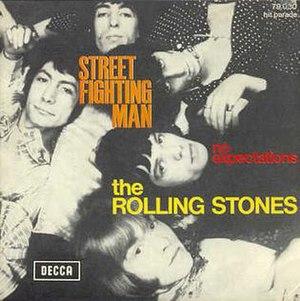 Street Fighting Man - Image: Street Fighting Man French 1968