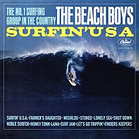 Surfin' USA by the Beach Boys.