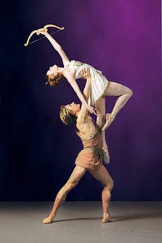Sylvia (ballet) - Gillian Murphy and Maxim Beloserkovsky as Sylvia and Aminta in American Ballet Theatre's 2005 production of Ashton's Sylvia