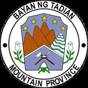 Tadian, Mountain Province - Image: Tadian Mountain Province