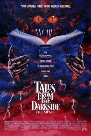 Tales from the Darkside: The Movie - Theatrical release poster