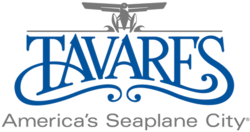 Official logo of Tavares, Florida