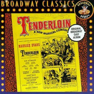 Tenderloin (musical) - Original Cast Recording