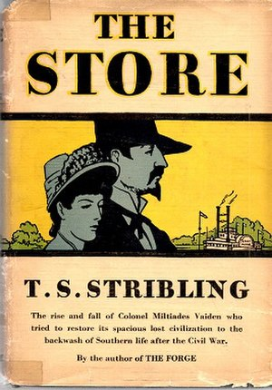 The Store - First edition (Doubleday, Doran)