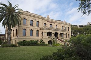 Bryan Museum - Image: The Bryan Museum in Galveston, Texas