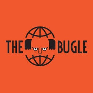 The Bugle - Image: The Bugle Logo