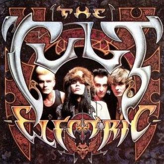 Electric (The Cult album) - Image: The Cult Electric (album cover)