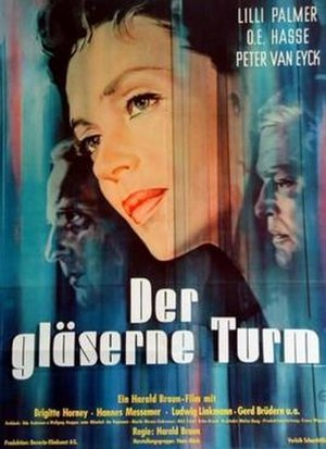 The Glass Tower - Image: The Glass Tower 1957 film