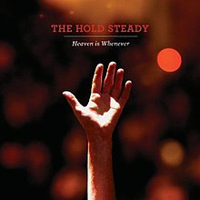 The Hold Steady - Heaven Is Whenever coverjpg