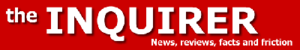 The Inquirer - Image: The Inquirer logo