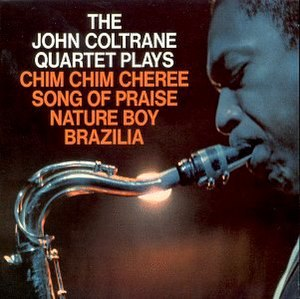 The John Coltrane Quartet Plays - Image: The John Coltrane Quartet Plays