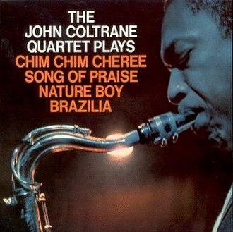 The John Coltrane Quartet Plays - Image: The John Coltrane Quartet Plays