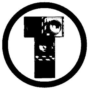 The KLF - The KLF's 'Trancentral' logo: speakers arranged in a 'T' shape.